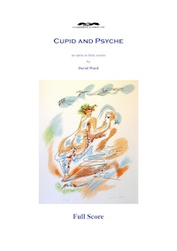 Title Page: Cupid and Psyche by David Ward
