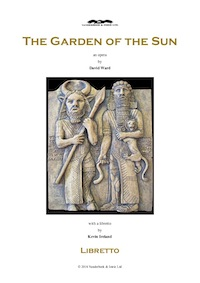 Title Page: The Garden of the Sun by David Ward