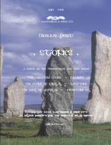 Cover: Stones by Morris Pert